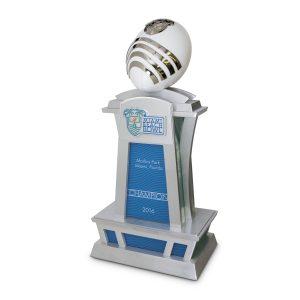 2016 Miami Beach Bowl Trophy