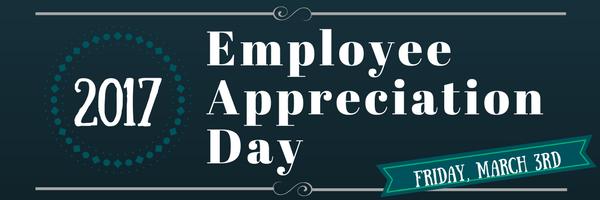 Employee Appreciation Day Ideas